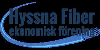 Logotyp Hyssna Fiber